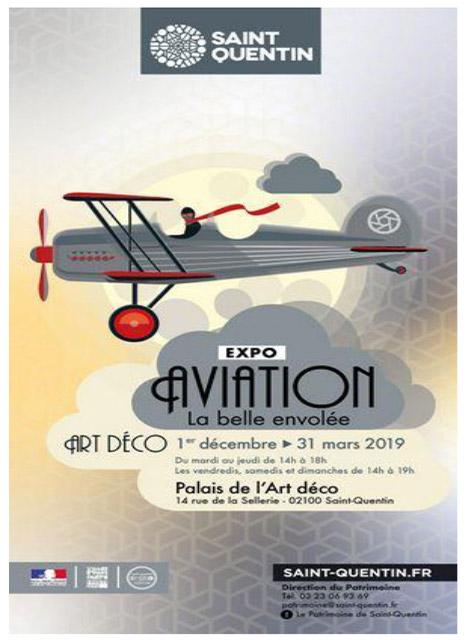 """Exposition """"La belle envolée"""" Saint-Quentin"""