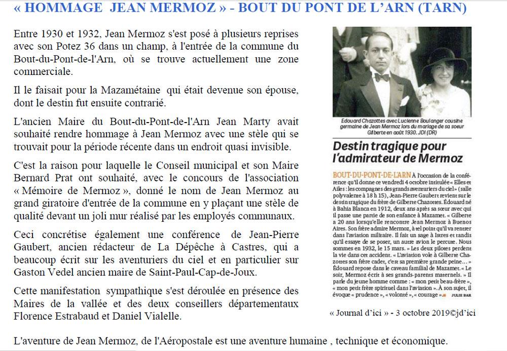 """Conférence de Jean-Pierre Gaubert """"Elles et Ailes"""""""
