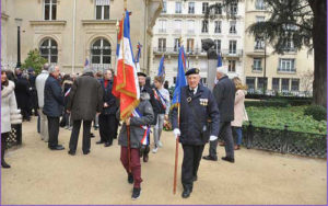 Mermoz_Ceremonie_Neuilly